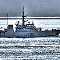 Canadian Navy Nanaimo M M702 by Tap On Photo