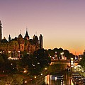Canadian Parliament Buildings by Tony Beck