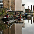 Canal And Chimneys by Jeremy Hayden