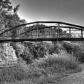 Canal Bridge by MaryGail Perkins