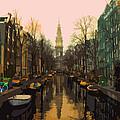 Canal by Diana Moya
