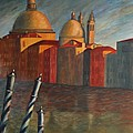 Canale Grande Venice by Christiane Schulze Art And Photography