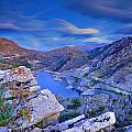 Canales Lake by Guido Montanes Castillo
