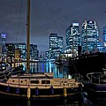 Canary Wharf Dockyards  by Brooke Carpenter