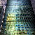 Canary Wharf Reflections by David Pyatt
