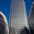 Canary Wharf Tower London by David Pyatt