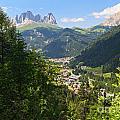 Canazei - Val Di Fassa by Antonio Scarpi