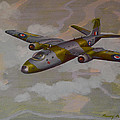 Canberra Sortie by Murray McLeod