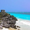 Cancun Ocean Front by Jason Anderson