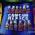 Cancun Souvenirs Mexico by John  Mitchell