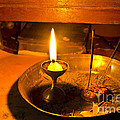 Candle And Incense Sticks by Image World