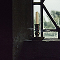 Candle In The Window by Margie Hurwich