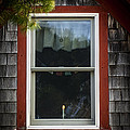 Candle In The Window by Robert Meyer