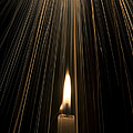 Candle Light by Tim Gainey