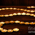 Candle Path by Olivier Le Queinec