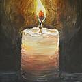 Candle by Sheena Kohlmeyer