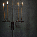 Candles In The Dark by Margie Hurwich