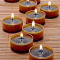 Candles by Olivier Le Queinec