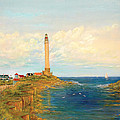 Candlestick Bay by Robert Wright