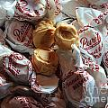 Candy - Peanut Butter Kisses - Sweets by Barbara Griffin
