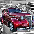 Candy Apple Red by Randy Harris