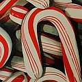 Candy Cane by Andrea Nally