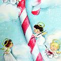 Candy Cane by Munir Alawi