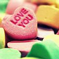 Candy Hearts by Joseph Skompski