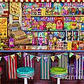 Candy Shop by MGL Meiklejohn Graphics Licensing