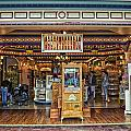 Candy Shop Main Street Disneyland 01 by Thomas Woolworth