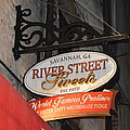 Candy Shop Sign by Linda Covino