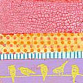 Candy Stripes by Jen Kelly Hirai