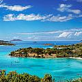Caneel Bay by Jo Ann Snover