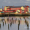 Cannery Pier Hotel by Mark Kiver