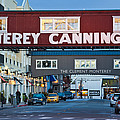 Cannery Row Area At Dawn, Monterey by Panoramic Images