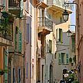 Cannes - Le Suquet - France by Christine Till