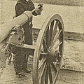 Cannon Fire by Peg Runyan