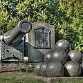 Cannon by Lisa Hurylovich