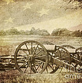 Cannons At Pea Ridge by Pam  Holdsworth