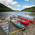 Canoe Break by Adrian Evans