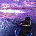 Canoe by Deb Wolf
