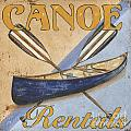 Canoe Rentals by Debbie DeWitt