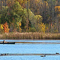 Canoer by Aimee L Maher ALM GALLERY
