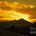 Canon City Sunset by Tim Richards