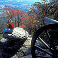 Canon On Lookout Mountain by Carl Purcell