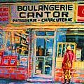 Cantors Bakery by Carole Spandau