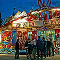 Canuck Fun House by Steve Harrington