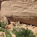Canyon De Chelly Ruins by Christiane Schulze Art And Photography