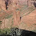Canyon De Chelly Spider Rock by Christiane Schulze Art And Photography