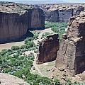 Canyon De Chelly View by Gene Norris